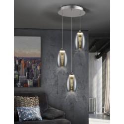 Lámpara de techo NEBULA (15W )