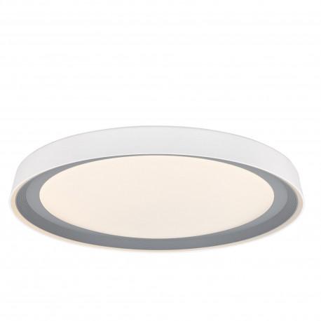 Plafón LED SIENA Plata (66W)