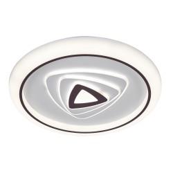 Plafón de techo LED SATURN regulable + mando