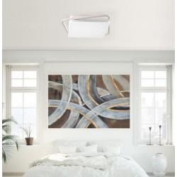 Plafón de techo Led (130W) Base