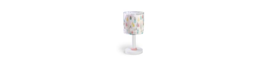 Lámparas de sobremesa infantil