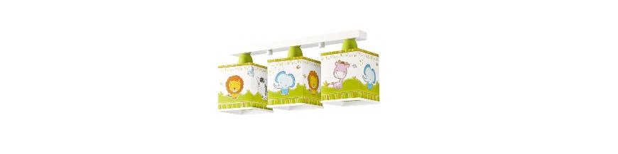Lámparas para bebés