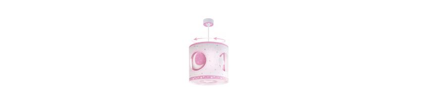 Lámparas techo infantiles